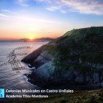 Colonias Musicales - Escuela de música Titxu Mardones en Castro Urdiales