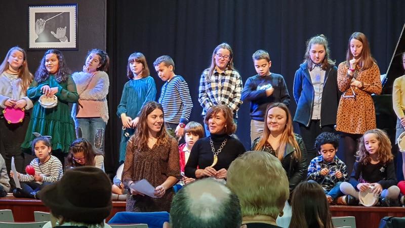 Audición Navidad 2019 – Escuela de música Titxu Mardones en Castro Urdiales
